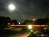 Oostvaardersdiep bij nacht